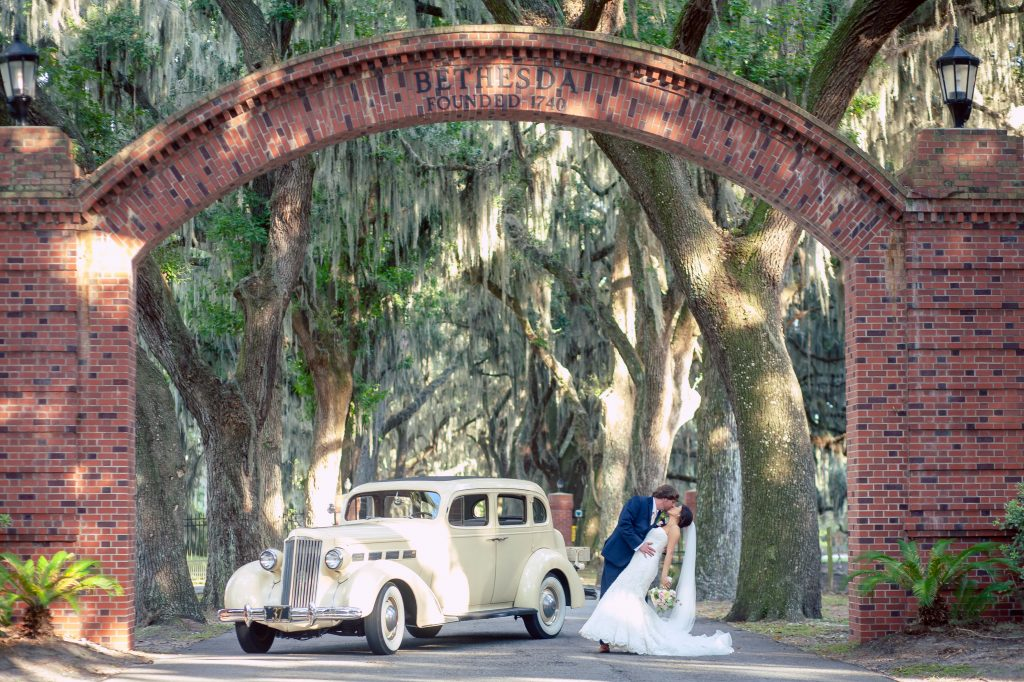 wormsloe historic district